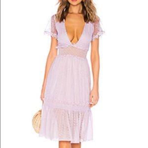 X Revolve Dina's Dress